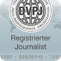 DVPJ Registrierter Journalist